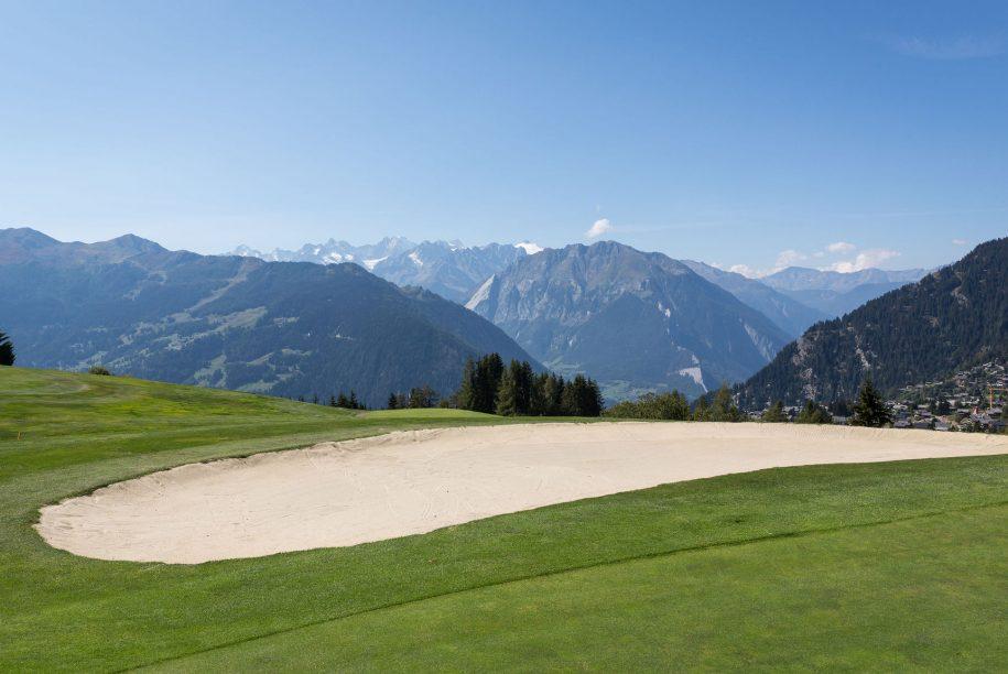 Verbier Golf - Summer 2020