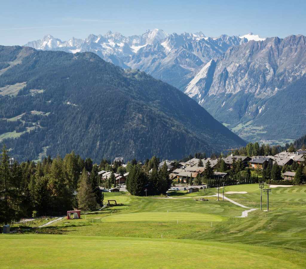 Verbier Golf - Summer 2020