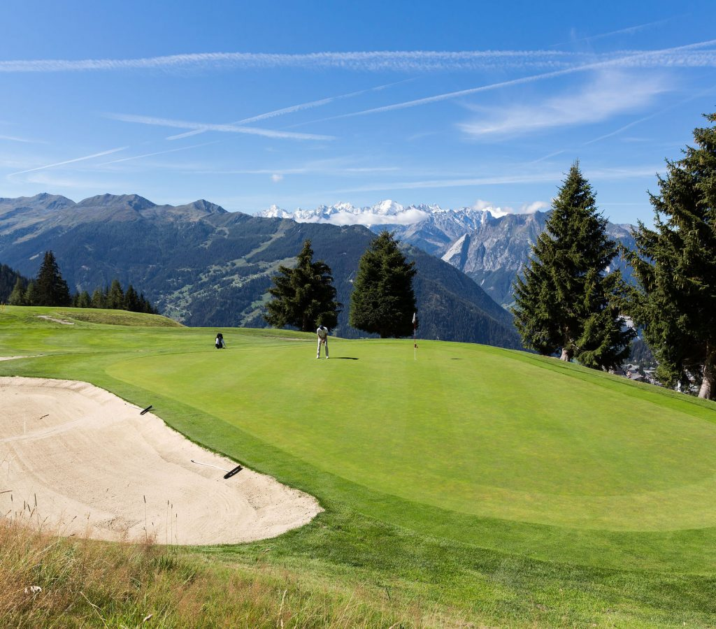 Verbier Golf Club - Summer 2020